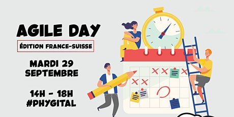 Agile Day France - Suisse billets