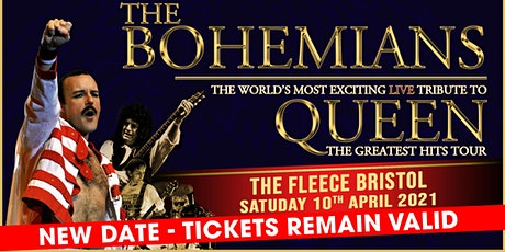 The Bohemians - A Tribute To Queen tickets