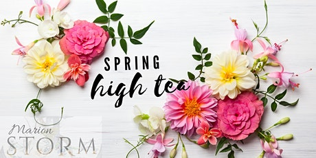 Spring High Tea tickets