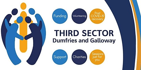 Support Surgeries Roadshow (Online) - Third Sector DG (Monday September 28) tickets