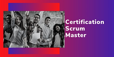 Certification Scrum Master billets