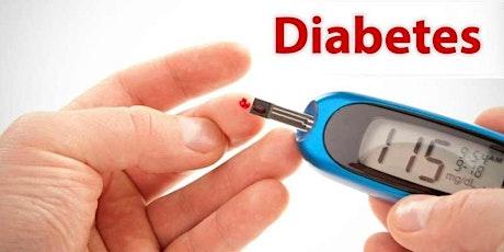 Diabetes for new Practice Nurses - 13 & 20 November tickets