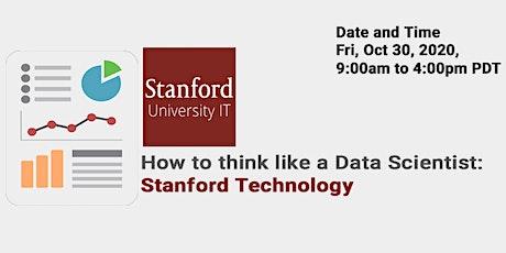 Online How to think like a Data Scientist: Stanford Technology Training biglietti