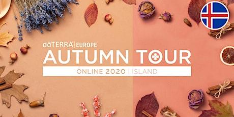 Autumn Tour Online 2020 - Iceland ingressos