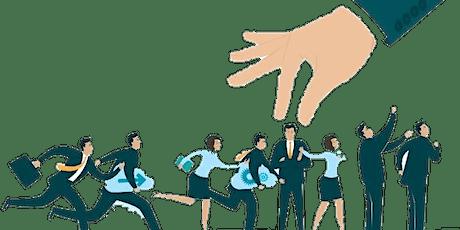 Masterclass Recruitment: het vinden van écht commercieel talent tickets