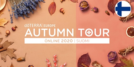 Autumn Tour Online 2020 - Finland tickets
