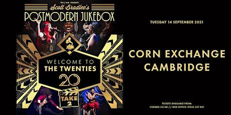 Scott Bradlee's Postmodern Jukebox (Corn Exchange, Cambridge) tickets
