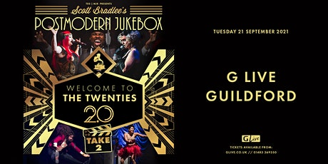 Scott Bradlee's Postmodern Jukebox (G Live, Guildford) tickets