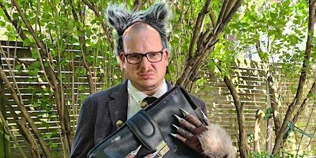 Herr Rolf der Werwolf Tickets