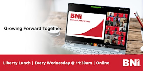 Southampton Business Networking with BNI: Liberty Lunch (currently ONLINE) tickets