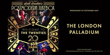Scott Bradlee's Postmodern Jukebox (Palladium, London) tickets