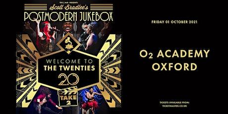 Scott Bradlee's Postmodern Jukebox (O2 Academy, Oxford) tickets