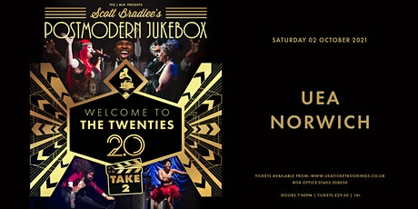Scott Bradlee's Postmodern Jukebox (UEA, Norwich) tickets