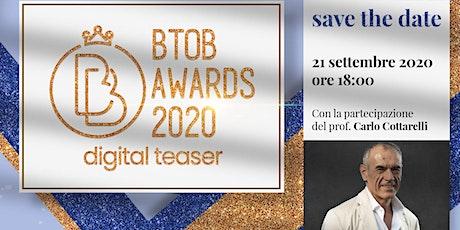 BtoB Digital Teaser biglietti