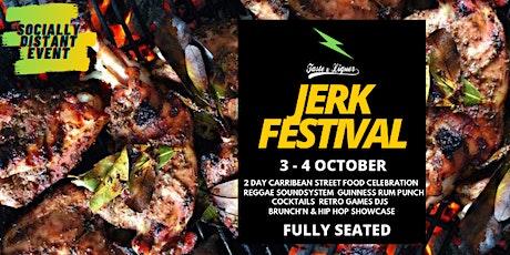 Jerk Festival Saturday 3 October tickets