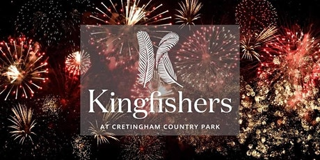 Fireworks Display & Bonfire at Kingfishers at Cretingham Country Park tickets