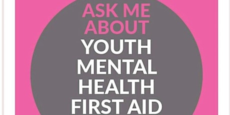Youth Mental Health First Aid - 2 Day Course (half term) tickets