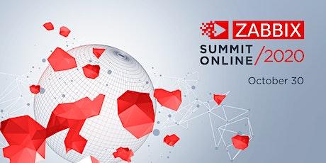 Zabbix Summit Online 2020 tickets