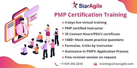 PMP Training workshop in McAllen , TX tickets