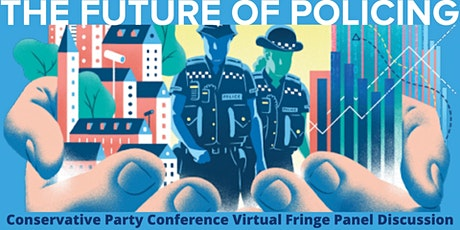 The Future of Policing - Fringe Event tickets