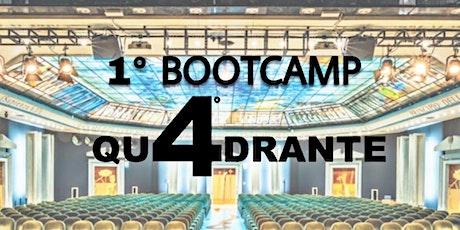 1º   BOOTCAMP  QU4DRANTE biglietti