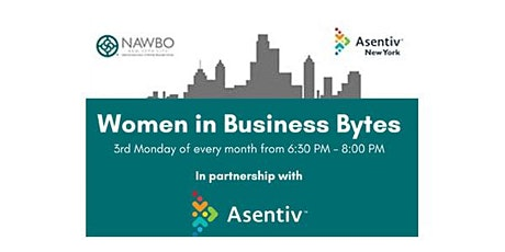 Women in Business Bytes - Monthly tickets