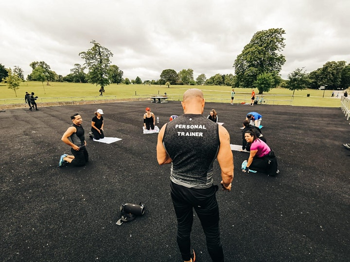 BOOT CAMP AT BROCKWELL PARK 2021 - Wednesday image