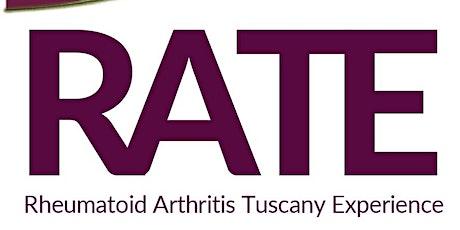 "Rate: ""Rheumatoid Arthritis Tuscany Experience"" biglietti"