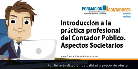 Grabacion Introducción a la práctica prof. del Contador Público. Asp. Soc. entradas