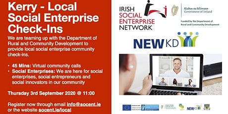 Kerry Local Social Enterprise Networking tickets