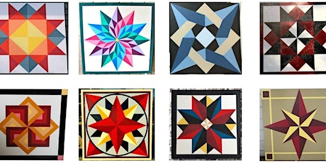 Quilt Barn Squares with Brenda Dwyer tickets