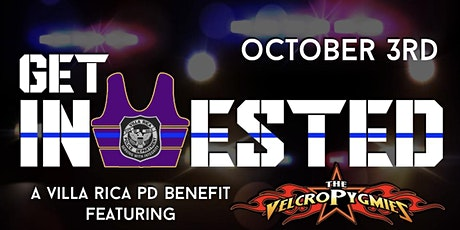 "STIX & The Velcro Pygmies presents  ""Get inVESTed"" Oktoberfest fundraiser tickets"