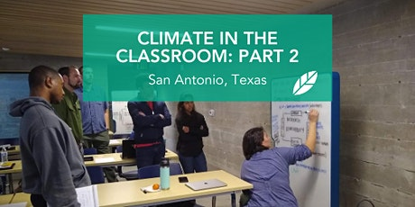 EcoRise: Climate Action in the Classroom Part 2: San Antonio tickets