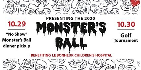 Monster's Ball Benefiting LeBonheur tickets