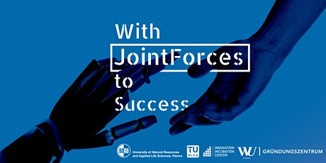 Joint Forces #25 - hosted by WU Gründungszentrum tickets