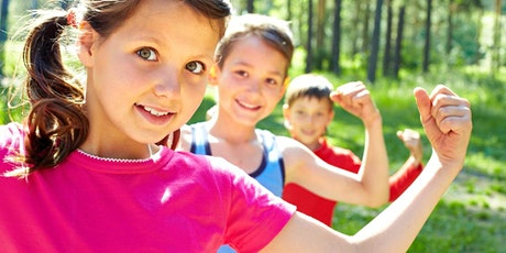 Free Family Fitness Sessions @ Ryelands Park tickets
