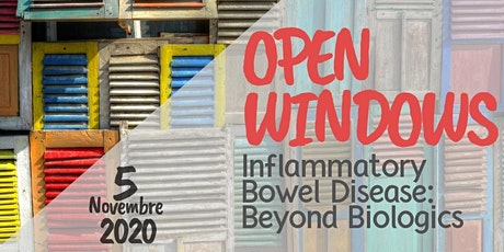 Open Windows Inflamatory Bowel Disease: Beyond Biologics biglietti