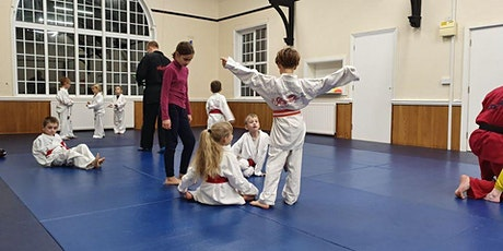 Dragon Warriors Ju Jitsu & Self-Defence (6-14yrs) tickets