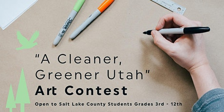 A Cleaner, Greener Utah Art Contest tickets