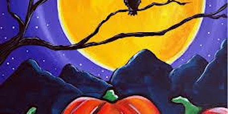 Halloween Painting with Melanie Fay tickets