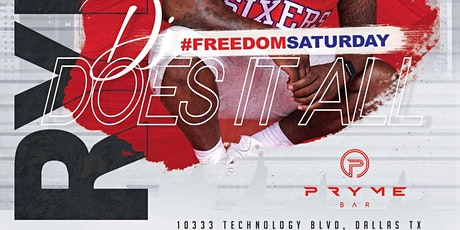 #PrymeSaturdays at Pryme Bar & Resturant tickets