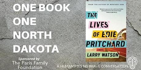 One Book, One North Dakota tickets