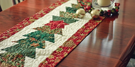 Make It Then Take It: Table Runner with Stacey Delaney tickets