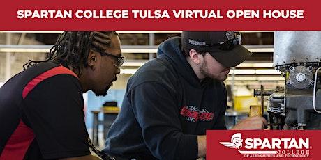 Spartan College - Tulsa Virtual Open House 11-04-20 tickets