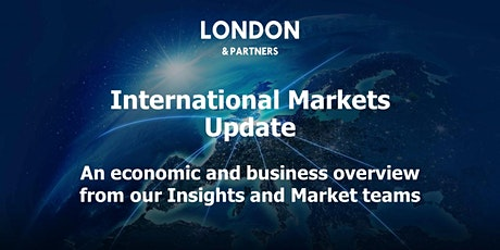 International Markets Update tickets