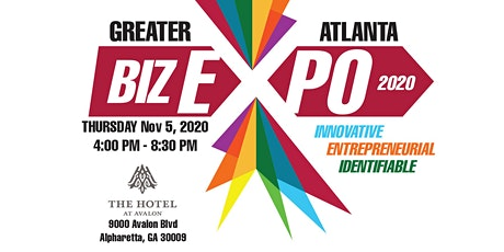 Greater Atlanta Business Expo November 5, 2020 tickets