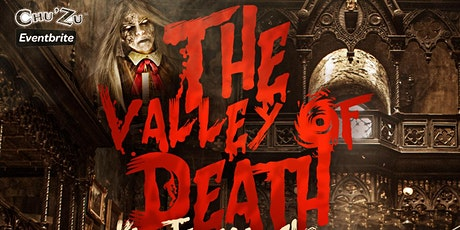 Valley Of Death Haunted House tickets