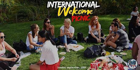 ✦ International Welcome Picnic ✦ Dimanche 20 Septembre 2020 billets