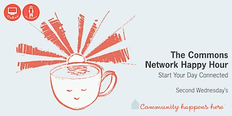 The Commons Network Happy Hour tickets