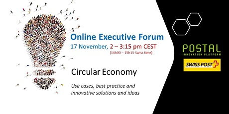 Circular Economy | Online Executive Forum _ 17 November 2020 entradas